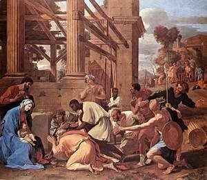 Nicolas Poussin - Adoration of the Magi 1633