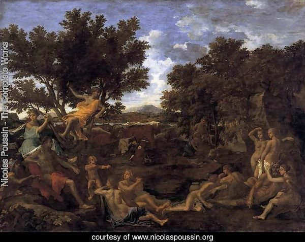 Apollo and Daphne 1664