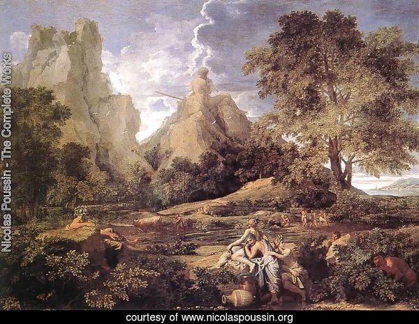 Landscape with Polyphemus 1648