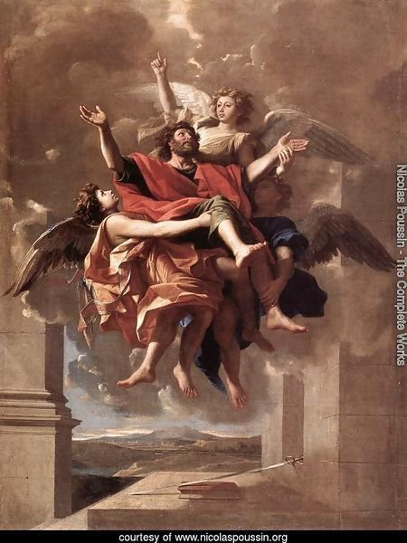 The Ecstasy of St Paul 1649-50