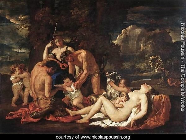 The Nurture of Bacchus 1630-35