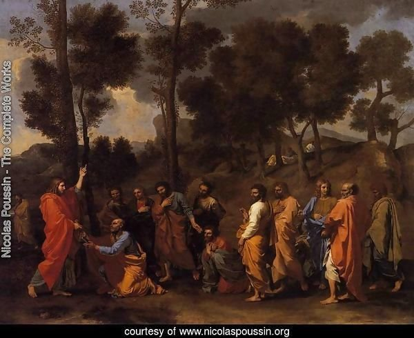The Sacrament of Ordination 1636-40