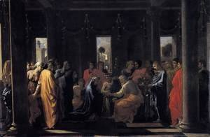 Nicolas Poussin - The Seven Sacraments- Marriage 1647-48