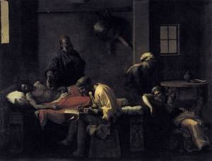 Nicolas Poussin - The Testament of Eudamidas c. 1653