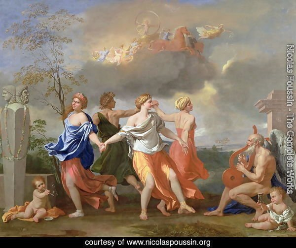 A Dance to the Music of Time, c.1634-36