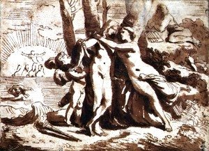 Nicolas Poussin - Acis, Galatea and Polyphemus