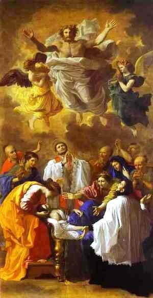 The Miracle Of St Francis Xavier 1641