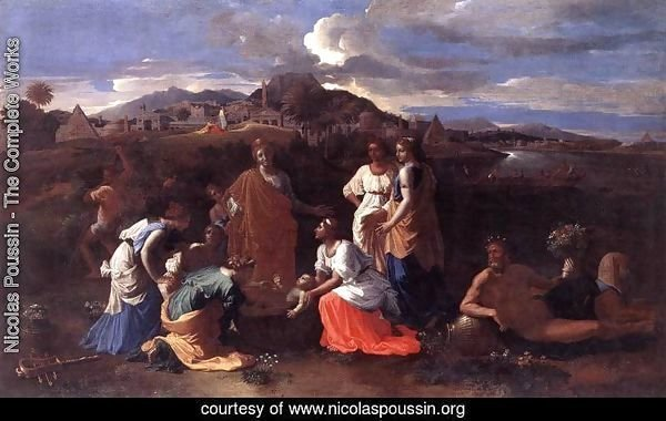 Finding of Moses II
